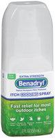 Benadryl® Spray Extra Strength Itch Relief 2 fl oz Pump