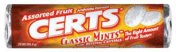 Certs Assorted Fruit Classic Mints
