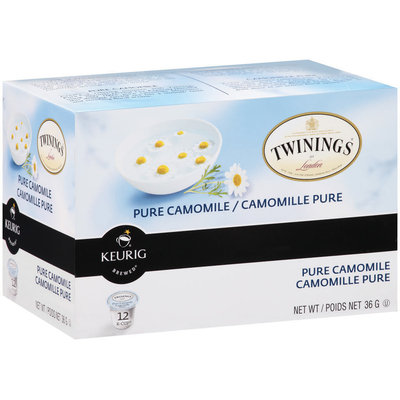 Twinings of London® Pure Camomile K-Cups