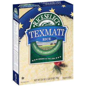 RiceSelect™ Texmati® Rice 28 oz. Box