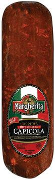 Margherita® Supreme Hot Cooked Capicola - Deli Specialty Meat
