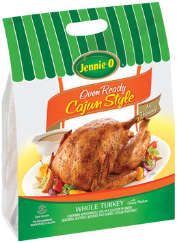 Jennie-O® Oven Ready™ Cajun Style Whole Turkey