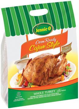 Jennie-O® Oven Ready™ Cajun Style Whole Turkey