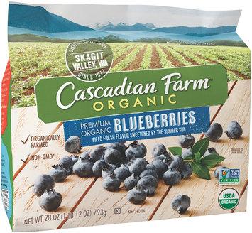 Cascadian Farm™ Organic Blueberries 28 oz. Bag