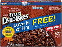 Malt-O-Meal® Twin Pack Cocoa Dyno-Bites® Cereal 2-16 oz. Boxes