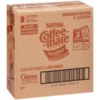 COFFEE-MATE Hazelnut Liquid Coffee Creamer 50.7 fl. oz. Pump