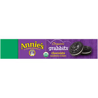 Annie's™ Organic Grabbits™ Chocolate Sandwich Cookies 20 ct Tray