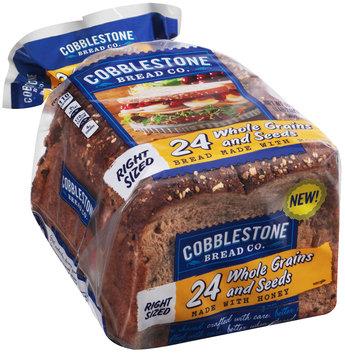Cobblestone Bread Co.™ 24 Whole Grains and Seeds Bread