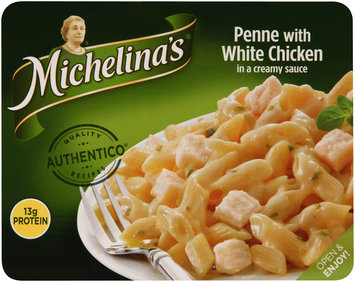 Michelina's Authentico Penne with White Chicken