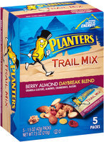 Planters Berry Almond Daybreak Blend Trail Mix