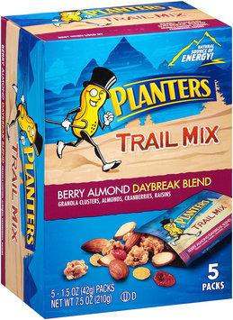 Planters Berry Almond Daybreak Blend Trail Mix