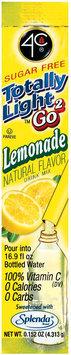 4C Psd-Tl2go Packet Lemonade Psd-Packet .152 Oz Packet