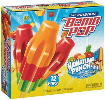 Bomb Pop® Hawaiian Punch® Frozen Confection 12-1.75 fl. oz. Pops