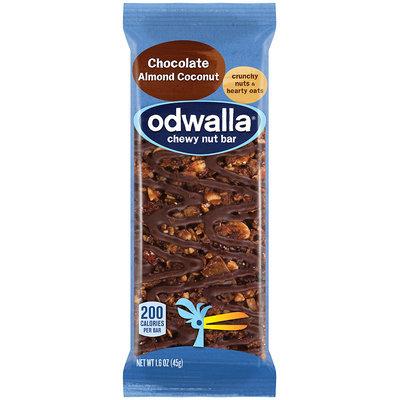 Odwalla Chewy Nut Bar Chocolate Almond Coconut 1.6 oz Wrapper