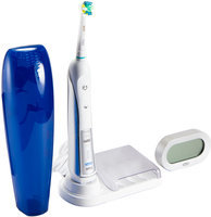 Oral-B Professional™ Healthy Clean plus Floss Action™ Precision 5000™ Rechargeable Electric Toothbrush