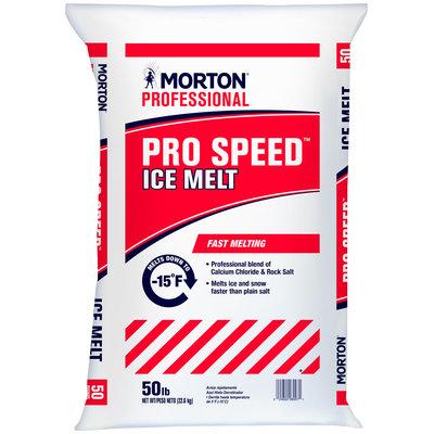 Morton® Professional Pro Speed™ Ice Melt 50 lb. Bag
