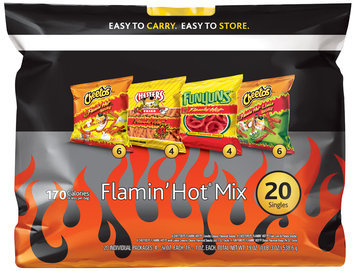 Frito-Lay® Flamin' Hot Mix Variety Pack 20 ct Bag