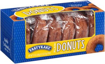 Tastykake® Plain Donuts 6-2 oz. Packages