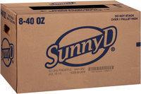 Sunny D® Orange Pineapple Citrus Punch 8-40 fl. oz. Bottles