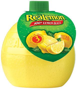 ReaLemon® 100% Lemon Juice
