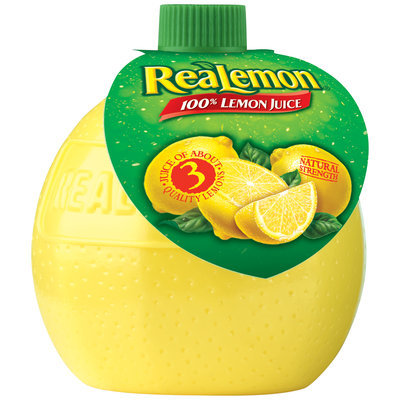 ReaLemon® 100% Lemon Juice