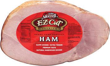 John Morrell® EZ Cut Half Ham Shank Bone Removed