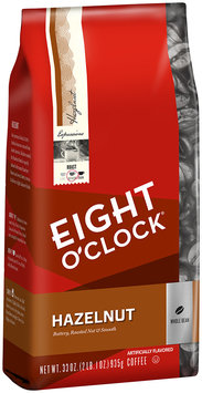Eight O'Clock® Hazelnut Whole Bean Coffee 33 oz. Bag