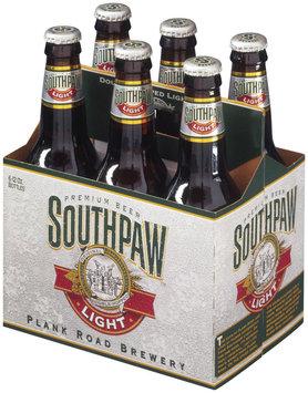 Southpaw Light Longneck 12 Oz Beer 6 Pk Glass Bottles