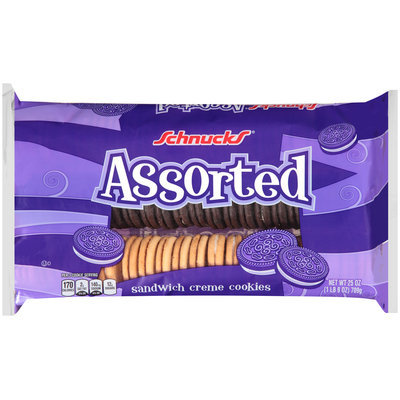 Schnucks® Assorted Sandwich Creme Cookies