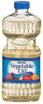Springfield  Vegetable Oil 24 Oz Plastic Bottle