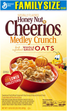 Honey Nut Cheerios Medley Crunch Cereal