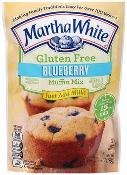 Martha White® Gluten Free Blueberry Muffin Mix 7 oz. Pouch