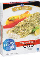 High Liner® Sea Cuisine® Italian Pesto Cod 10 oz. Box