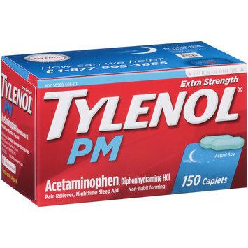Tylenol® PM Extra Strength Caplets 150 ct Box