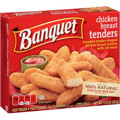 Banquet Chicken Breast Tenders