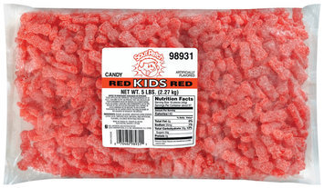 Sour Patch Bags Soft & Chewy Red Kids Candy