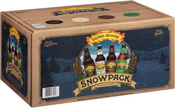 Sierra Nevada Snowpack Seasonal Sampler