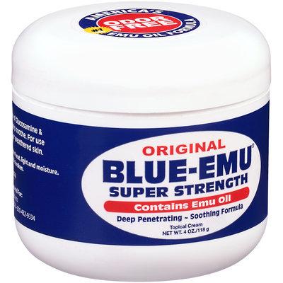 Blue-Emu® Original Super Strength Topical Cream 4 oz. Jar