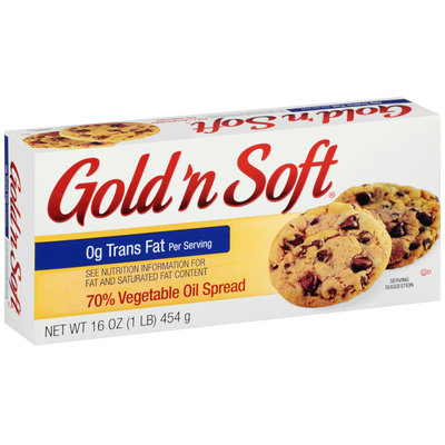 Gold 'n Soft® 70% Vegetable Oil Spread