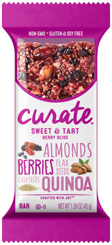Curate™ Berry Bliss Snack Bar 1.59 oz. Pack
