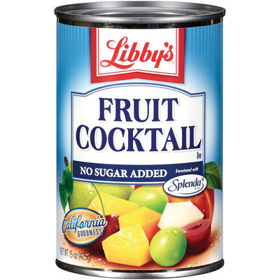 Libby's® Fruit Cocktail 15 Oz Can