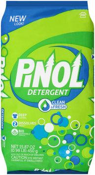 pinol® clean & fresh powder laundry detergent