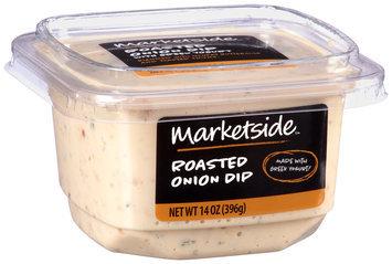 Marketside™ Roasted Onion Dip 14 oz. Tub
