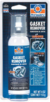 Permatex® W/Improved Foaming Action Gasket Remover 4 Oz Peg