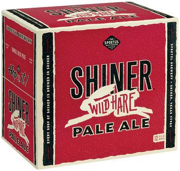 Shiner® Wild Hare Pale Ale 12-12 fl. oz. Bottles