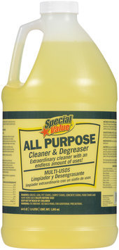 Special Value® All Purpose Cleaner & Degreaser 64 fl. oz. Jug