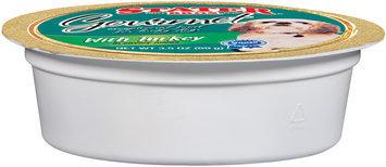 Stater Bros. Gourmet W/Turkey Dog Food 3.5 Oz Bowl