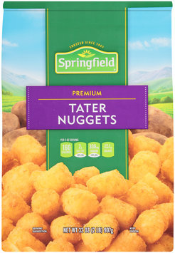 Springfield® Tater Nuggets 32 oz. Bag