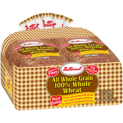 Butternut® All Whole Grain 100% Whole Wheat