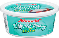 Schnucks® Whipped Topping Fat Free 8 oz. Tub